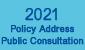 2021 Policy Address Public Consultation